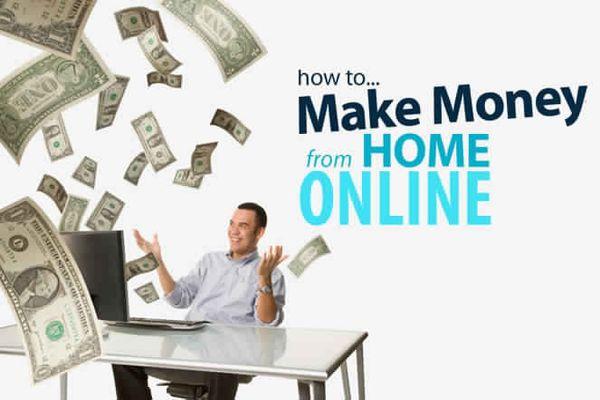 Strange Work From Home 10 Ways To Make Money Online Beutiful Home Inspiration Aditmahrainfo