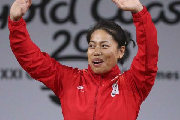CWG 2018: Weightlifter Sanjita Chanu Wins India's Second Gold Medal