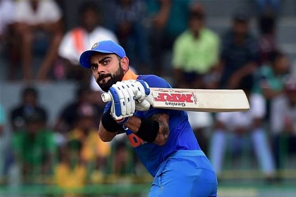 Virat Kohli, Indian cricket captain, recommended for Khel Ratna: report