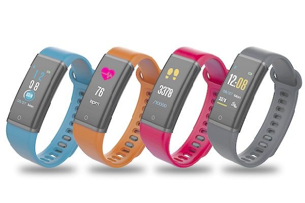 Lenovo Cardio fitness trackers launched in India, prices start at Rs 1,999