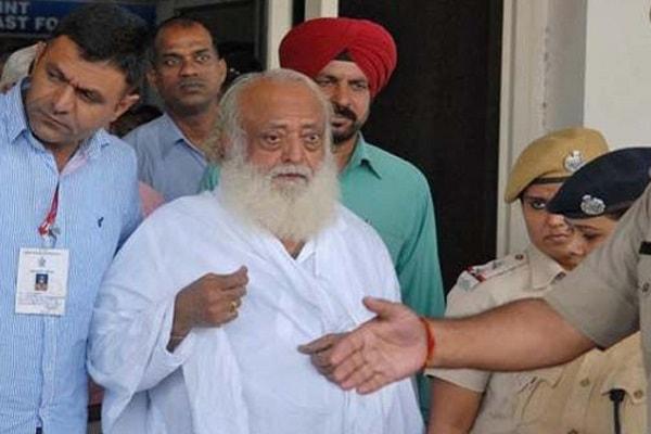 Asaram convicted of raping minor at Jodhpur ashram, faces at least 10 years in jail
