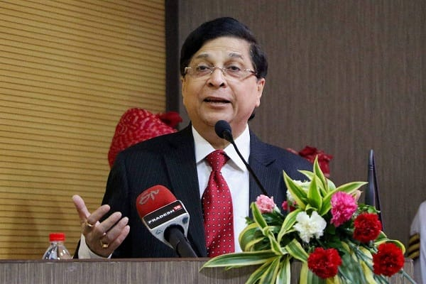 64 Opposition MPs submit impeachment notice against Chief Justice of India Dipak Misra