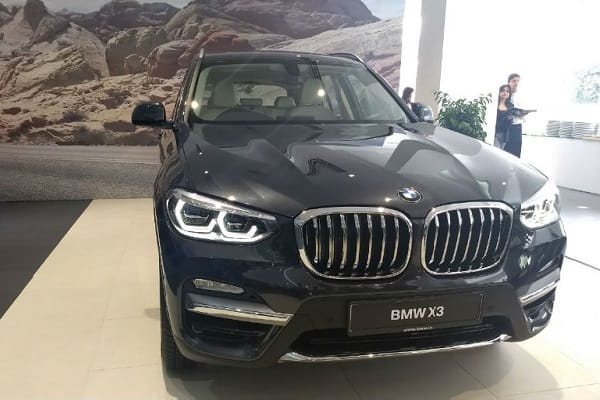 2018 BMW X3 Launched In India; Prices Start At ₹ 49.99 Lakh