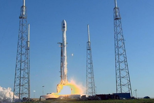 NASA's planet hunting probe successfully launched on SpaceX rocket