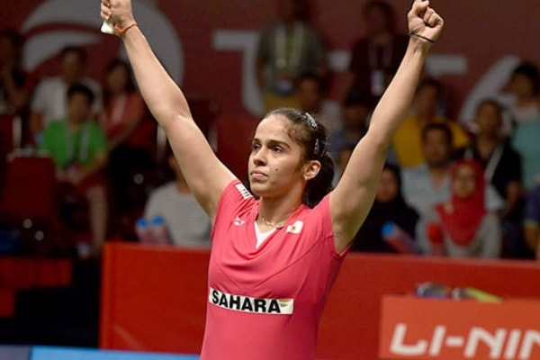 CWG 2018: Saina Nehwal Defeats Malaysia's Soniia Cheah,Wins 10th Gold For India