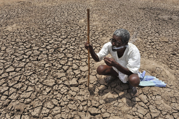 "Satellite Data Shows Severe Water Crisis In India, Warns Of Taps Running ""Completely Dry"""