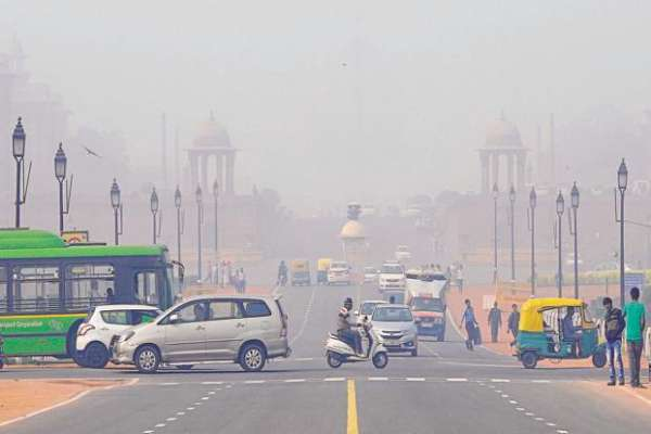 14 out of world's 20 most polluted cities in India, says WHO