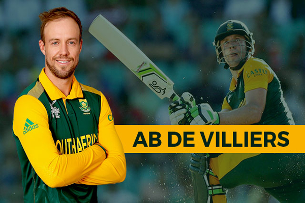 AB de Villiers retires from international cricket with immediate effect
