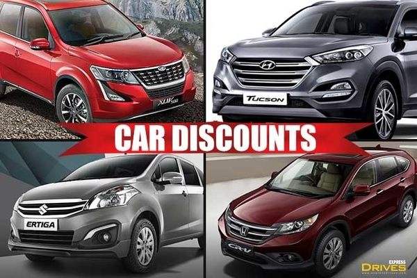 Car Discounts in May 2018: Up to Rs 1.40 lakh off on these Maruti, Hyundai, Honda & Mahindra cars
