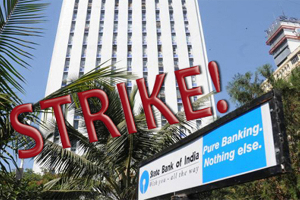 Bank strike alert: 2-day nationwide strike from tomorrow; ATM, salary withdrawal likely to be affected