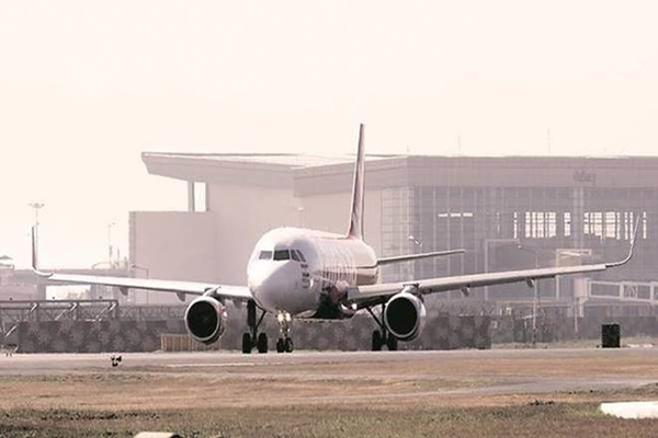 Varanasi airport 1st to have national highway under its runway
