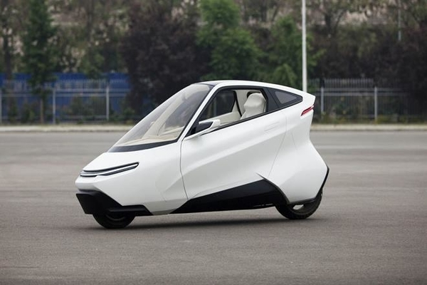 Chinese man makes Ford's two-wheel car a reality: To go on sale in 2020