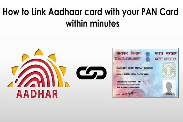 ITR filing: How to link Aadhaar number with PAN card
