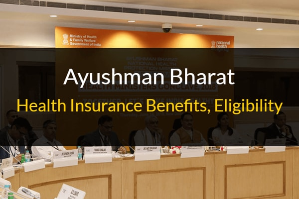 School Health Programme Under Ayushman Bharat Yojana: Central Government