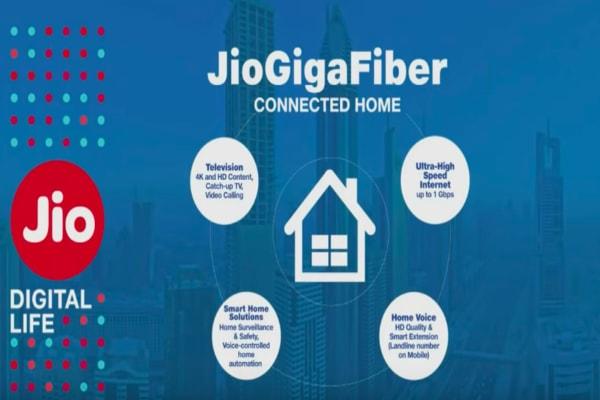 Reliance Jio Gigafiber registration begins: How to book, plans