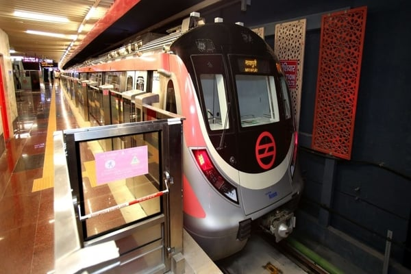 Delhi Metro's Pink Line From Lajpat Nagar To South Campus Flagged Off