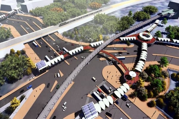 Delhi's first skywalk at ITO to open in September, Check details