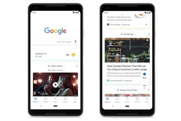 Google Feed is now Google Discover: Here's what has changed