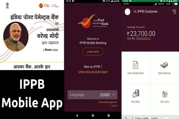 How to Open Post Office Digital Savings Account Using IPPB Mobile App?
