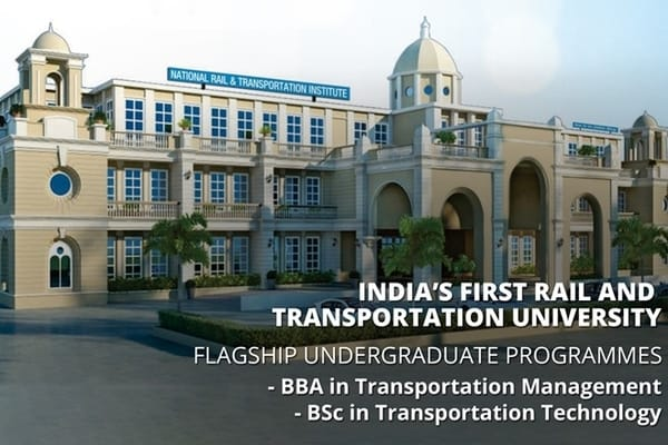 India's 1st Railway University Opens in Gujarat, all you need to know