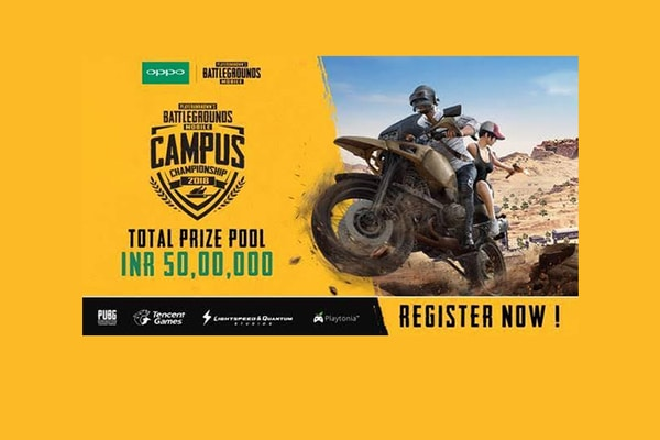 PUBG MOBILE Campus Championship 2018: How to register, top awards and more