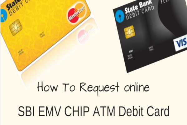 How To Get EMV Chip-based SBI ATM Card?