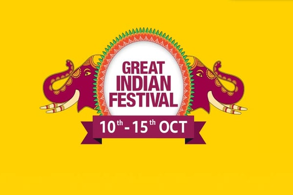 Amazon Great Indian Festival Sale: The Best Offers, Cashbacks, Deals