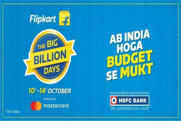 Flipkart Big Billion Days 2018: Top Smartphone Offers