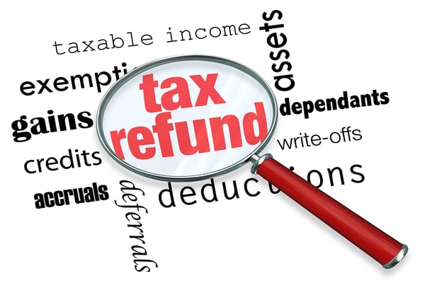 For Late Income Tax Refunds: Here's Your Recourse