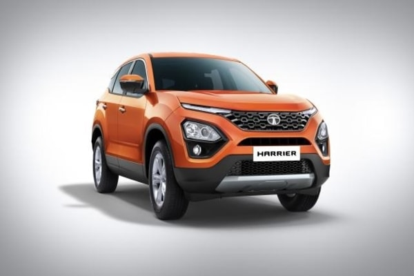 New Tata Harrier SUV Unveiled, Launch In Early 2019