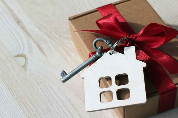No Tax on Property Gifted by Grandparent