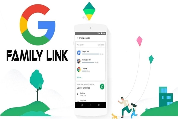 Google Family Link App: Now keep track of your child's smartphone activities