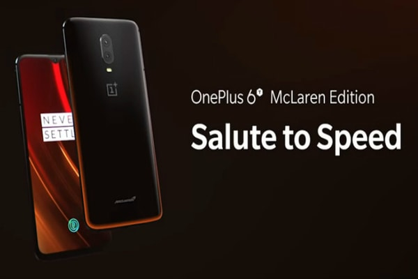 OnePlus 6T McLaren edition India launch today: Price, specifications