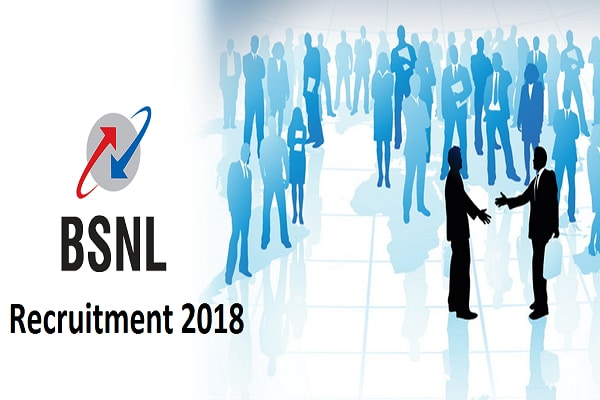 BSNL Recruitment 2018 – 300 Vacancies for Management Trainee