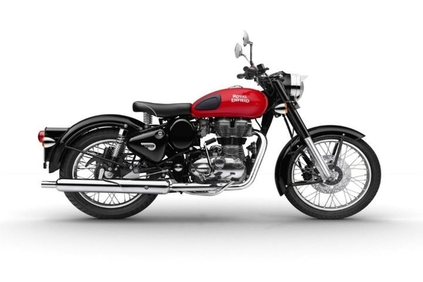 Royal Enfield Classic 350 Redditch ABS Launched In India.