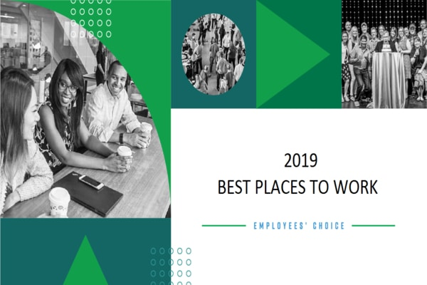 10 Best Tech Companies to Work for in 2019