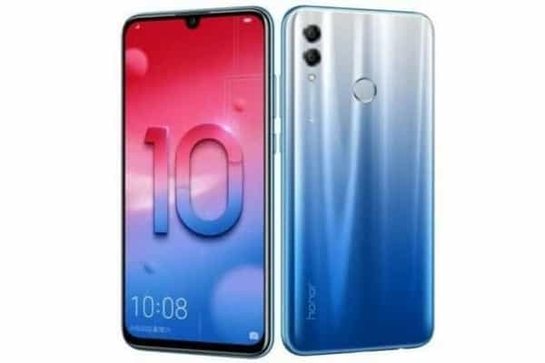 Honor 10 Lite price, specifications and features.