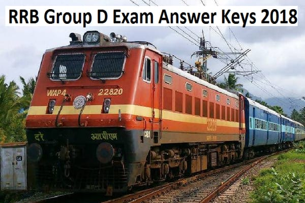 RRB Group D Answer Key Expected to Release Today ,how to check
