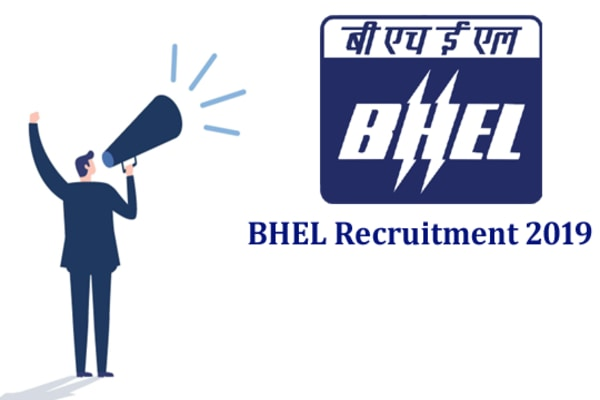 BHEL Recruitment (2019) – 573 Vacancies for Trade Apprentice