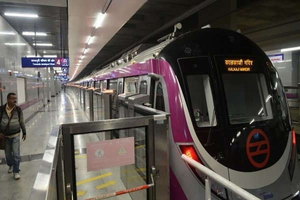 Delhi Metro will end in token- Smart Card, upcoming technology.