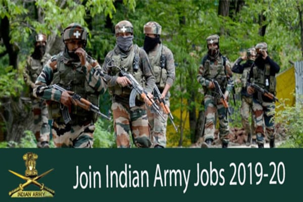 Indian Army Recruitment 2019: Details, Eligibility And How To Apply