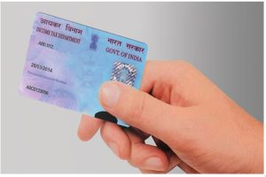 How to apply for PAN using your Aadhaar card?