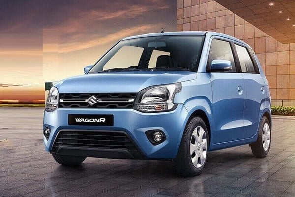 Maruti Suzuki WagonR CNG introduced at Rs 4.84 lakh