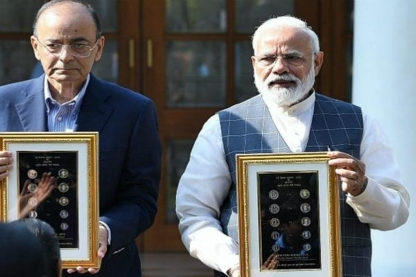 PM Modi Releases New Coins, Designed To Help Those Visually Impaired