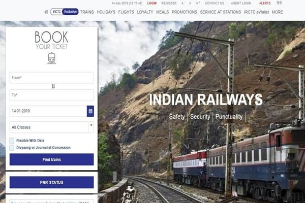 IRCTC train ticket cancellation rules 2019: How to cancel e-ticket booked online; stepwise details