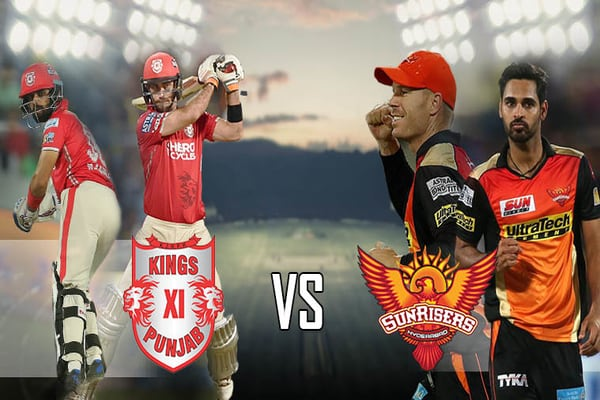 IPL 2019, Match 22 -KXIP vs SRH Preview