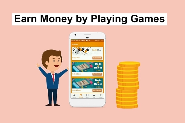 Top 5 money making games in INDIA