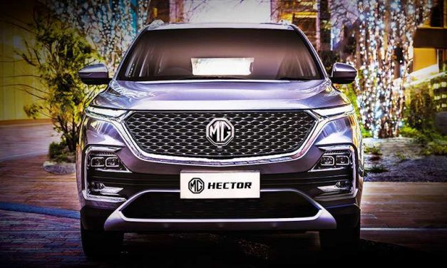 MG Hector:The Internet Car Bookings Was Temporarily Closed