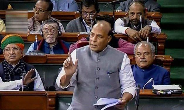 Lok Sabha passed the  National Investigation Agency (Amendment) Bill, 2019