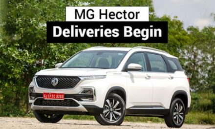 MG Hector Launched: Price, Specifications, Color, Variants, Models – Check here
